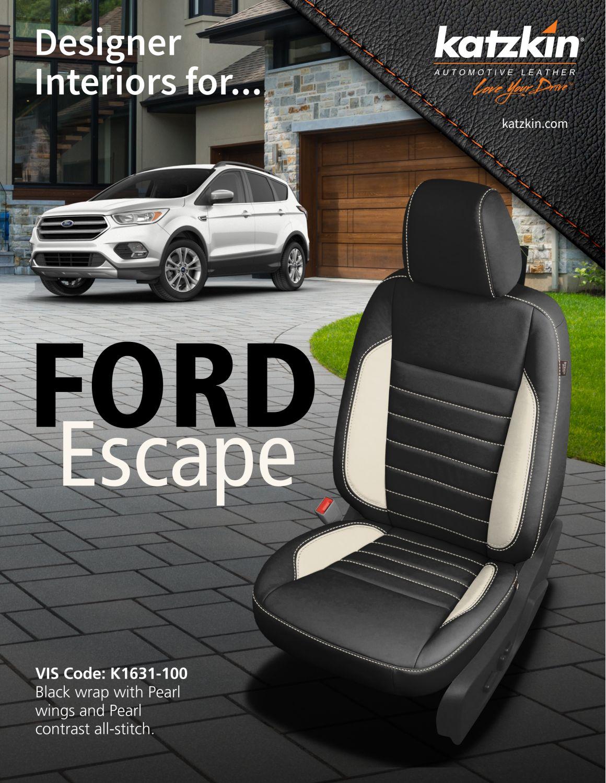 2018 Ford Escape (eBrochure)