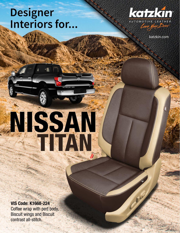 2018 Nissan Titan (eBrochure)