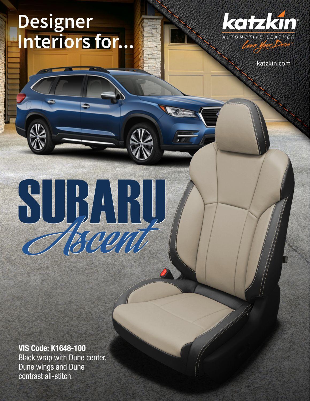 2019 Subaru Ascent (eBrochure)