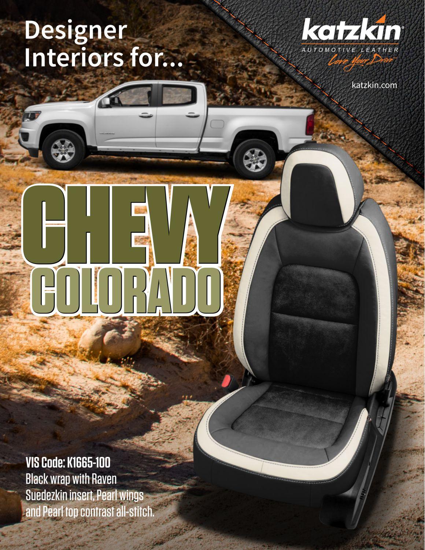2018 Chevy Colorado (eBrochure)