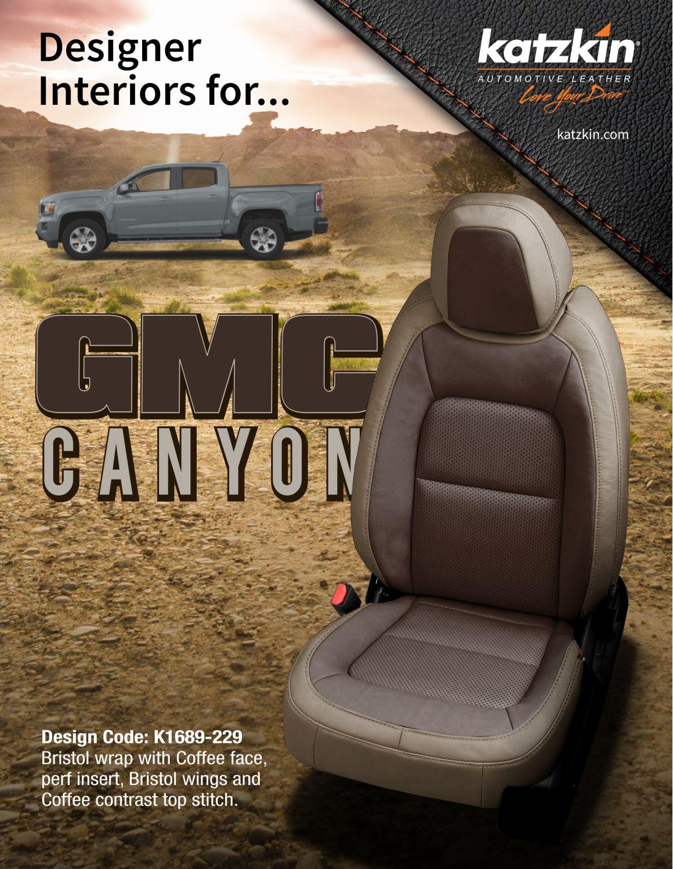 2018 GMC Canyon (eBrochure)