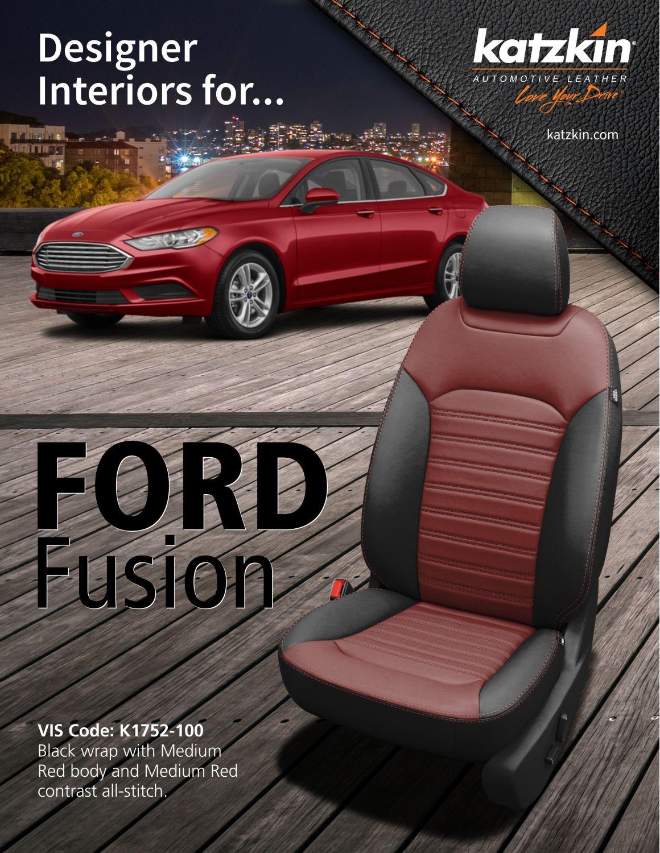 2018 Ford Fusion (eBrochure)