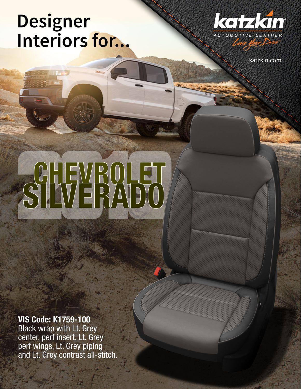 2019 Chevy Silverado (eBrochure)