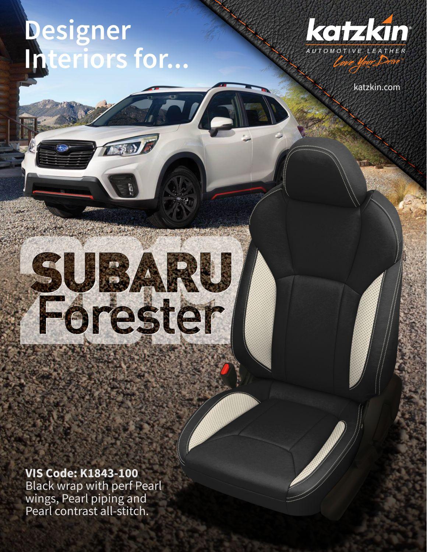 EBrochure_2019 Subaru Forester