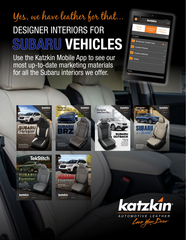 Subaru 1 Sheet