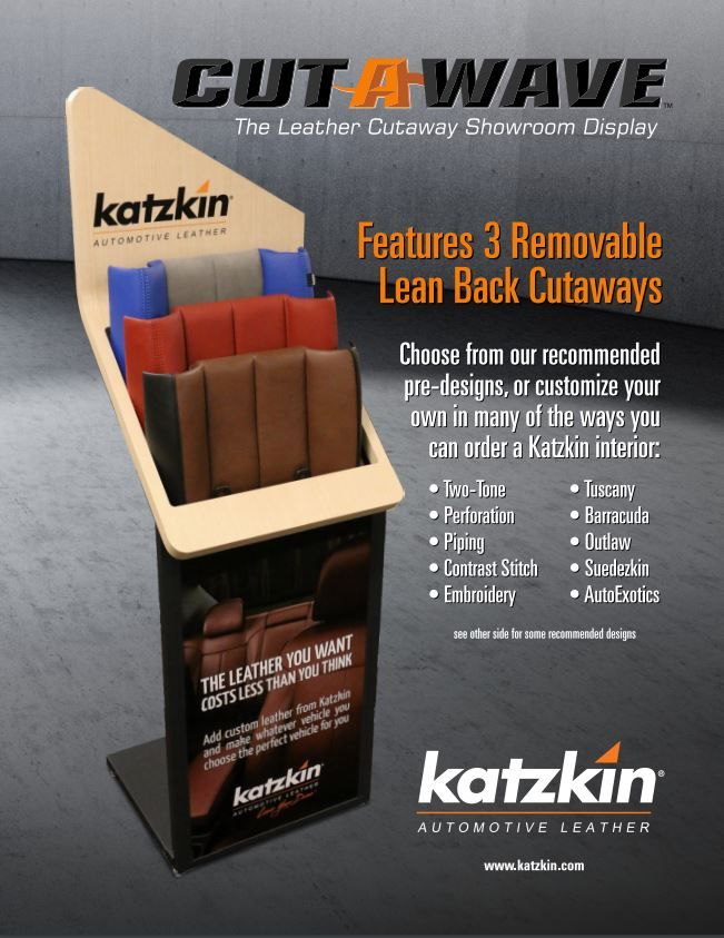 Katzkin Cutawave display order form