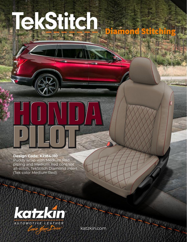 Honda Pilot TekStitch
