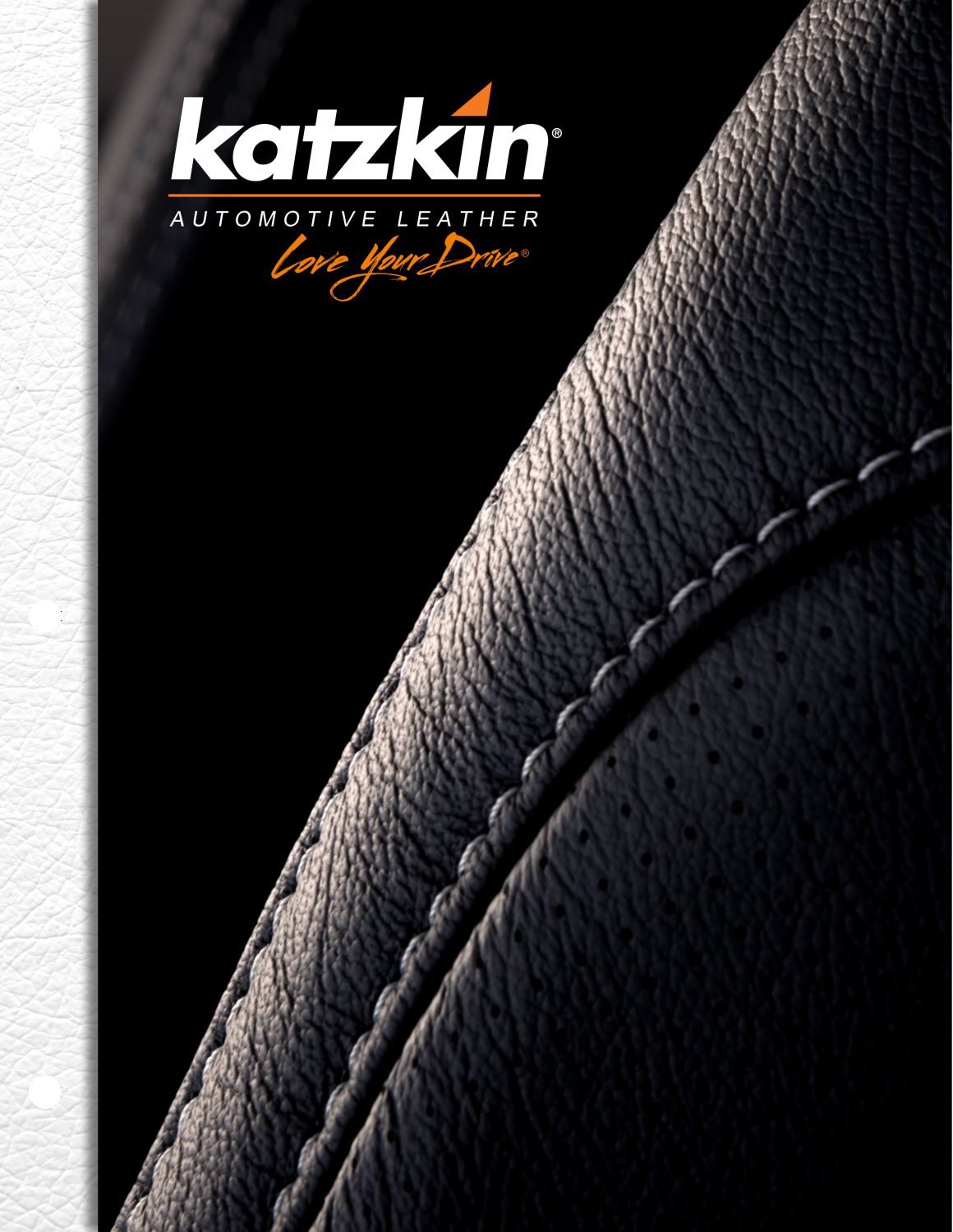 2020 Katzkin Swatch Card