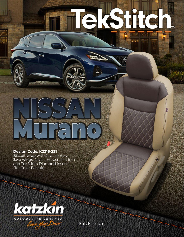 2019 Nissan Murano TekStitch