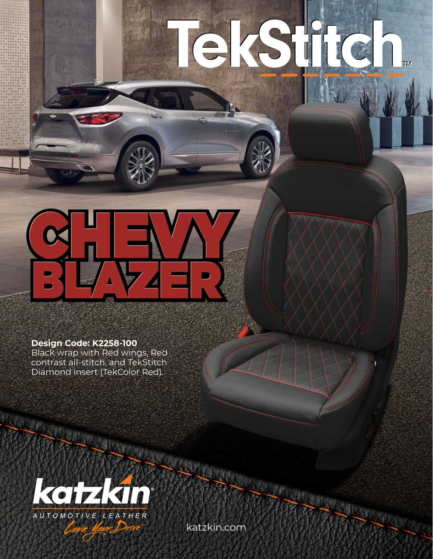2019 Chevy Blazer TekStitch