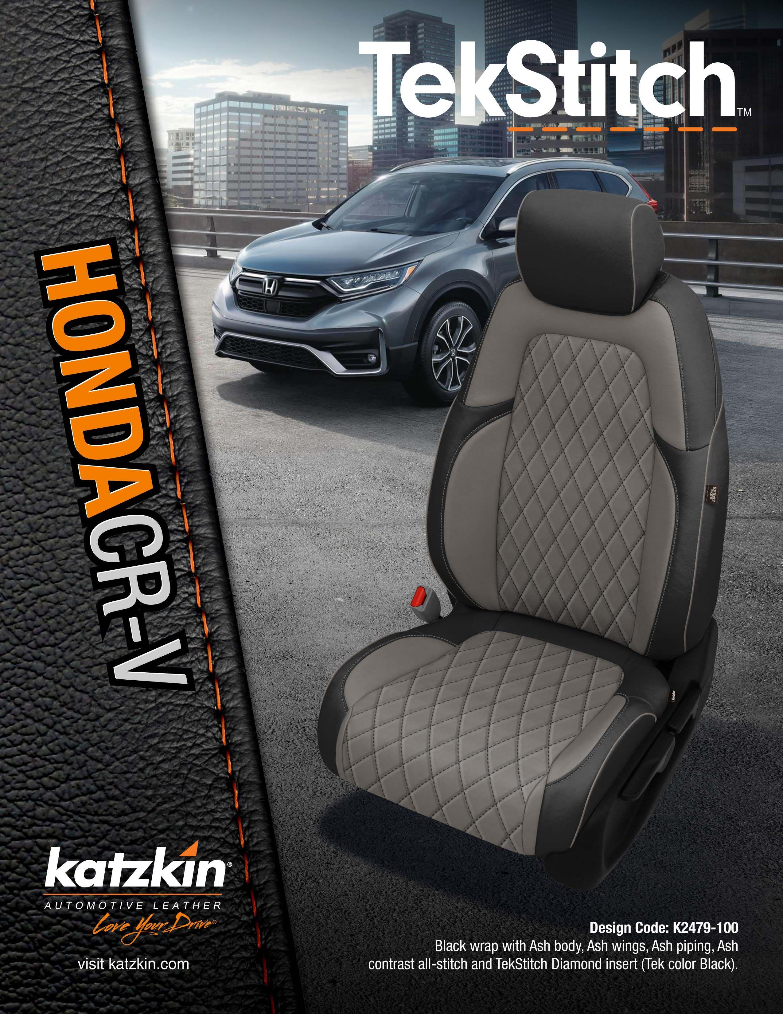 Honda CRV TekStitch (eBrochure)