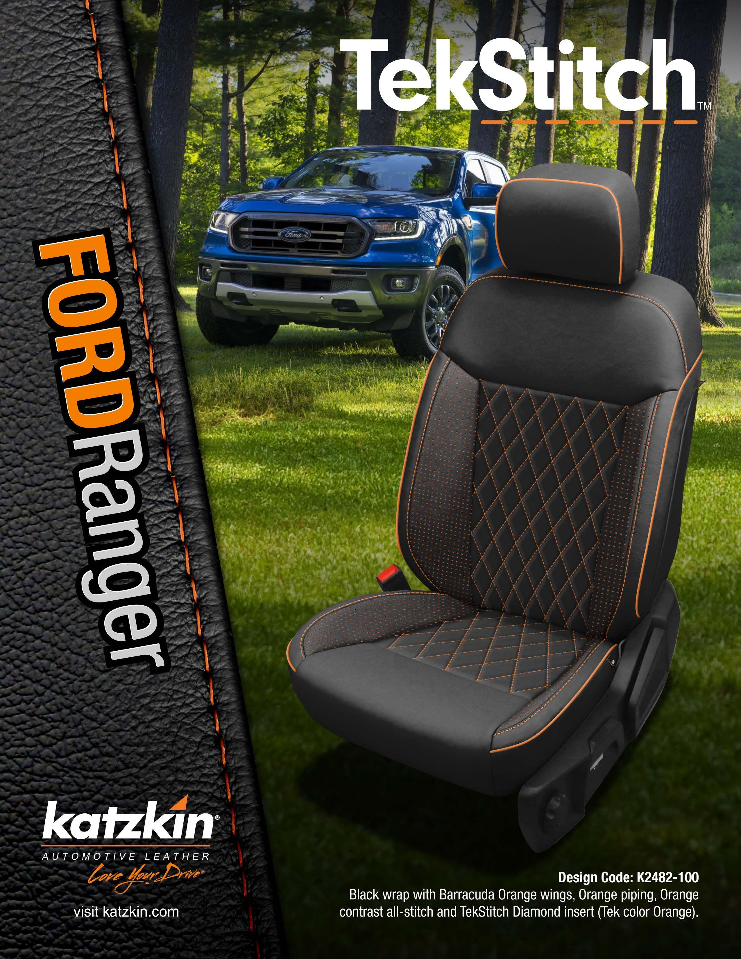 Ford Ranger TekStitch (eBrochure)