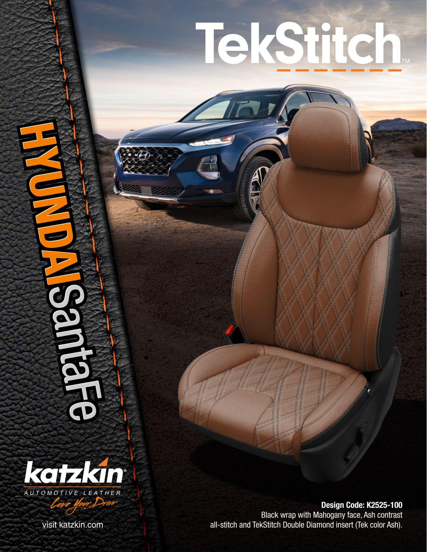 TekStitch Hyundai Santa Fe