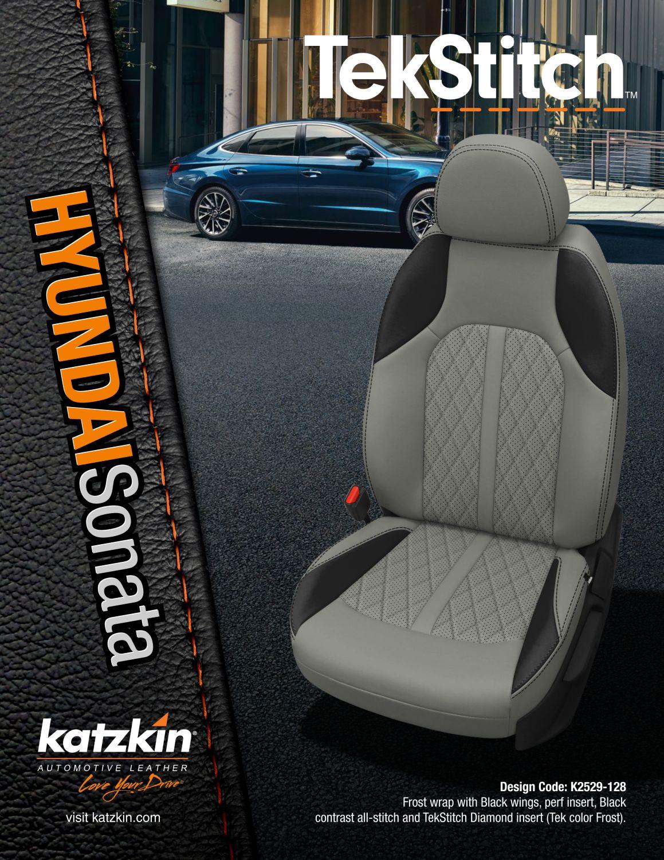 TekStitch Hyundai Sonata (eBrochure)
