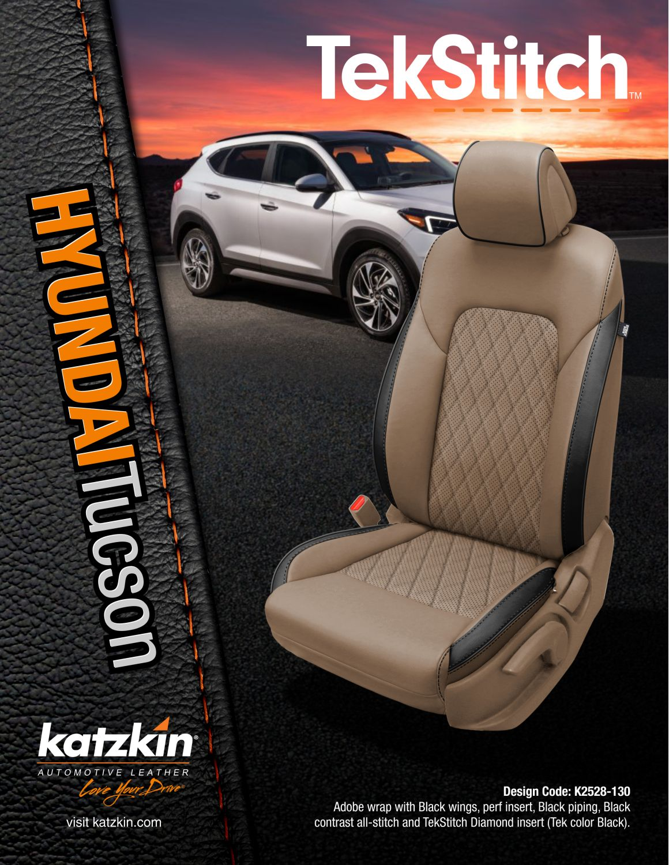 TekStitch Hyundai Tucson (eBrochure)