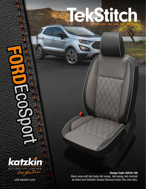 TekStitch Ford EcoSport (eBrochure)