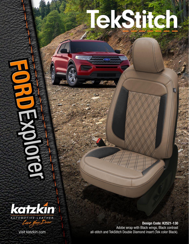 TekStitch Ford Explorer (eBrochure)