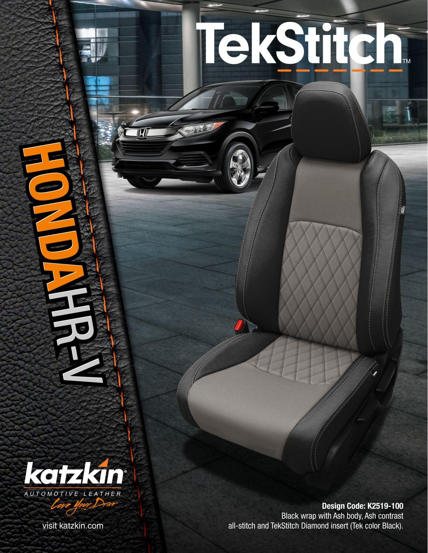 TekStitch Honda HR-V