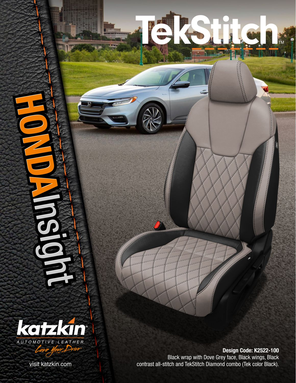 TekStitch Honda Insight (eBrochure)