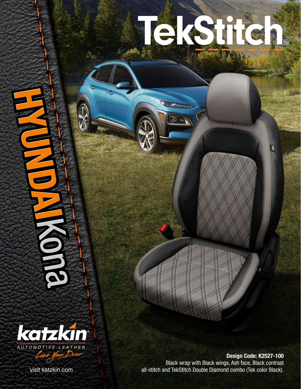 TekStitch Hyundai Kona (eBrochure)