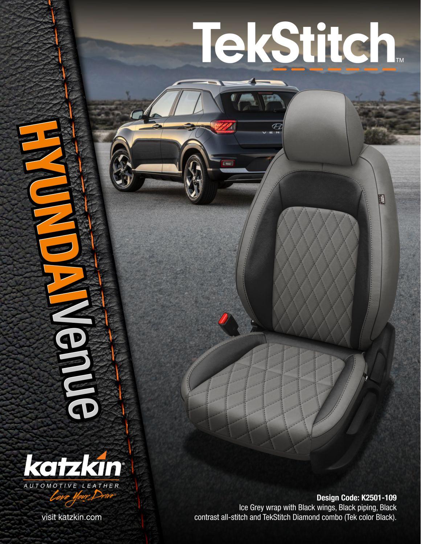 TekStitch Hyundai Venue (eBrochure)