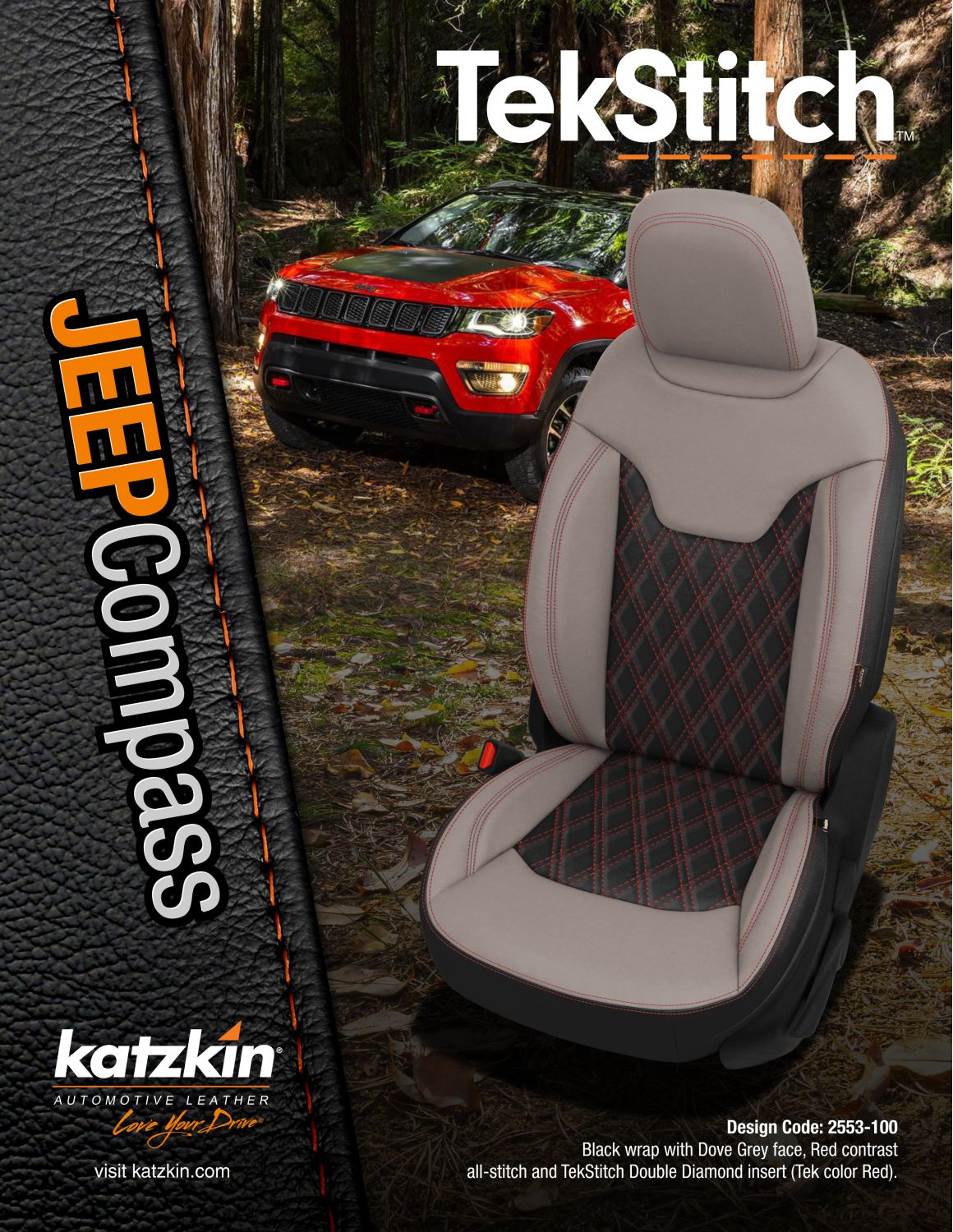 TekStitch Jeep Compass