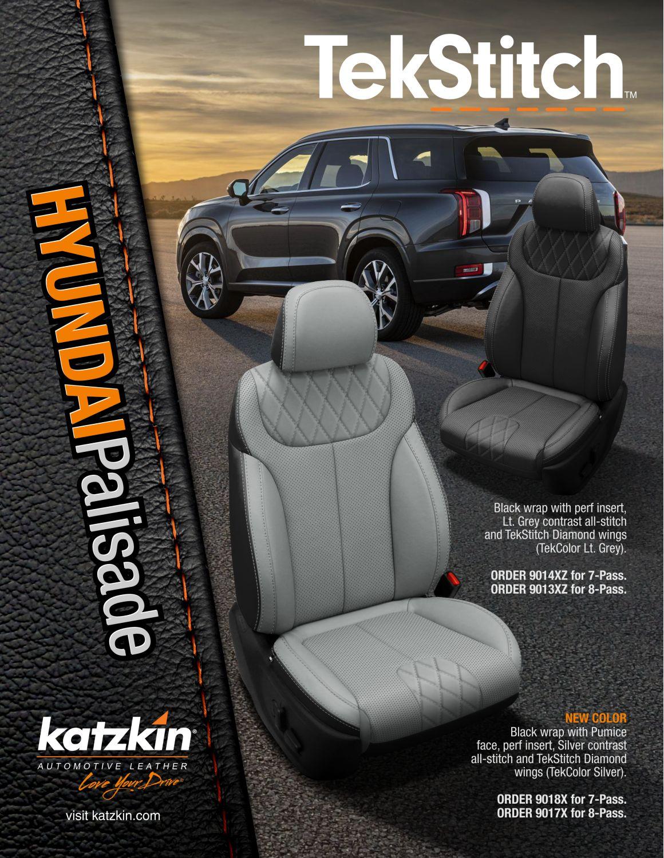 Hyundai Palisade TekStitch