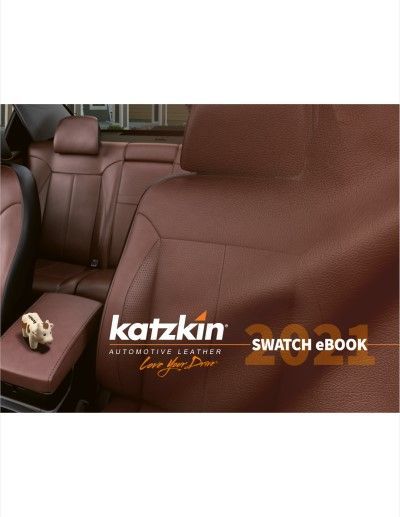 2021 Katzkin Swatch eBook